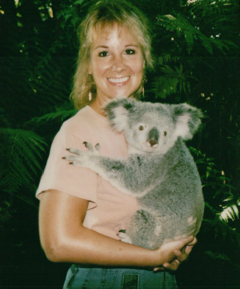 Cathie & Koala